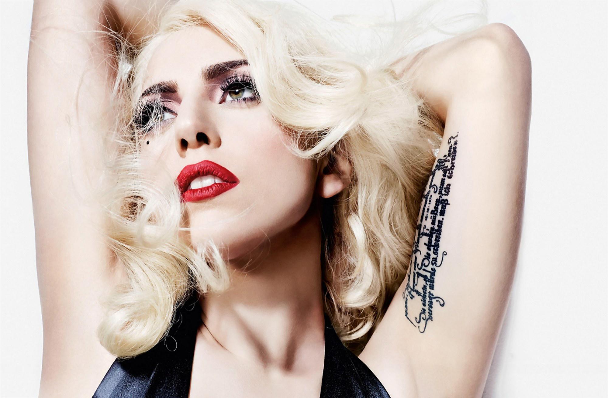 Lady Gaga Announces