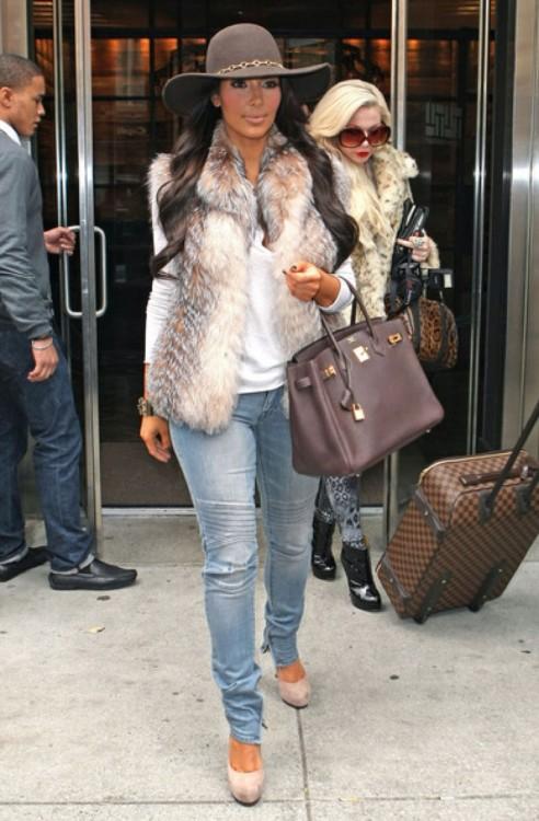 Is Kanye West Responsible For Upgrading Kim Kardashian