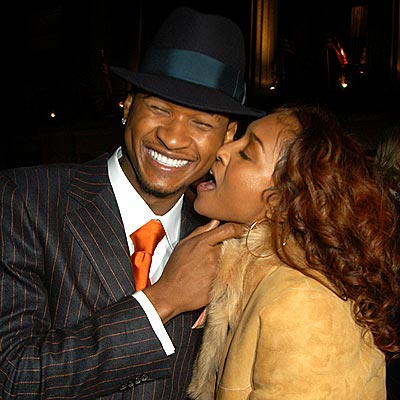 usher and aaliyah dating