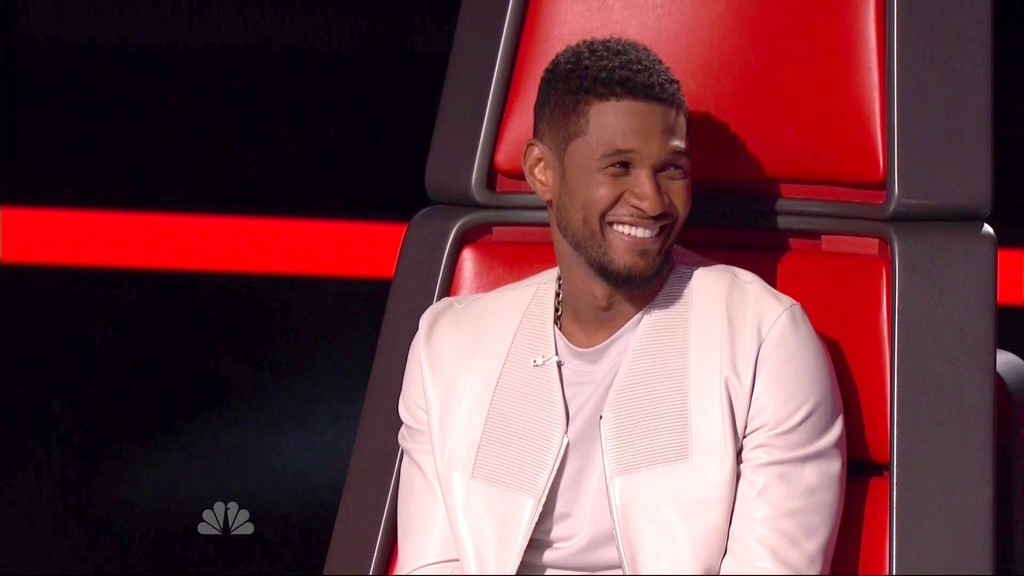 usher-the-voice