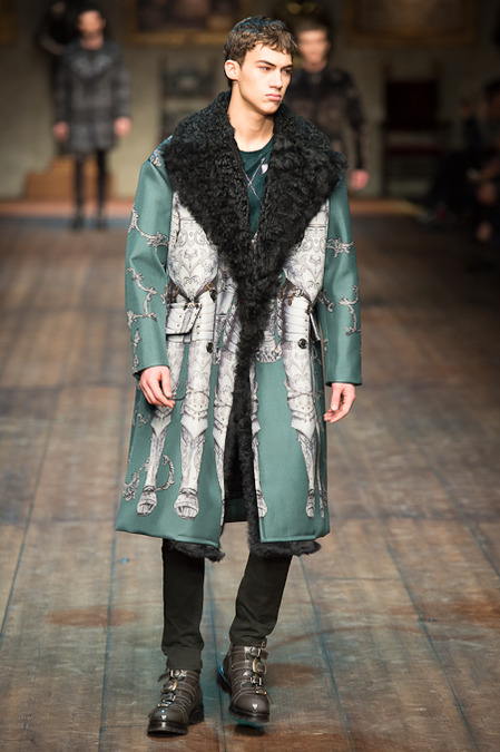 GAME OF THRONES: DOLCE & GABBANA MENS FALL/WINTER 2014 ...