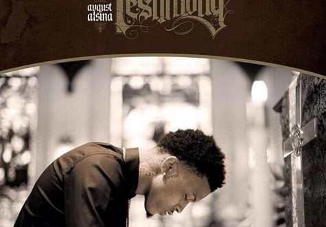 New Music: August Alsina 'Testimony' [Full Album Stream]