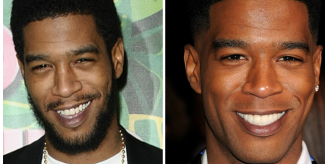 Changing Faces: Kid Cudi Debuts New Teeth & New Look at 'Need For Speed' Premiere