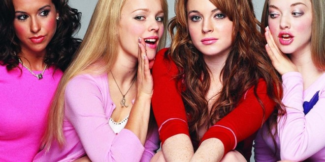 Lindsay Lohan Hints At 'Mean Girls' 10 Year Anniversary Reunion