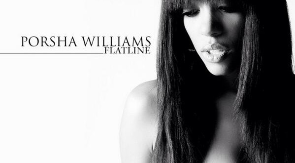 Hot Shot: Porsha Williams Unveils Artwork for Debut Single 'Flatline'