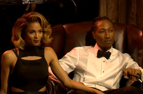 Like A Boy: Future Slips During Interview and Reveals Sex of He & Ciara's Baby