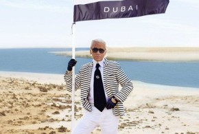 THE ISLE OF LAGERFELD: CHANEL TO SHOW CRUISE COLLECTION IN DUBIA