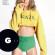 SPRING FEVER: SUPERMODEL GISELE BUNDCHEN GOES SPORTY FOR ELLE ITALIA