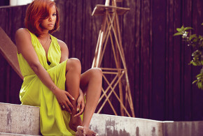 SINGLE LADY: SINGER/ACTRESS LETOYA LUCKETT COVERS ROLLING OUT MAGAZINE