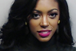 Pose For The Camera Now: Porsha Williams Wins For Best Mug Shot Ever + Says She Will Go After Kenya For Aggravated Assault