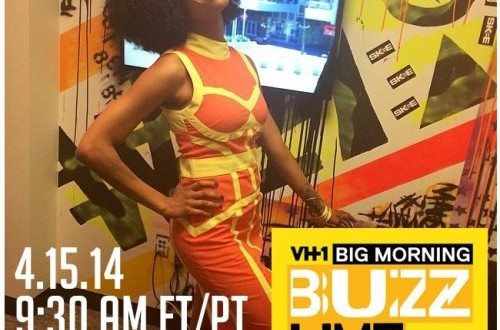 Watch: Brandy Talks Excitement of Winning NAACP Award, New Album & More at 'Big Morning Buzz'