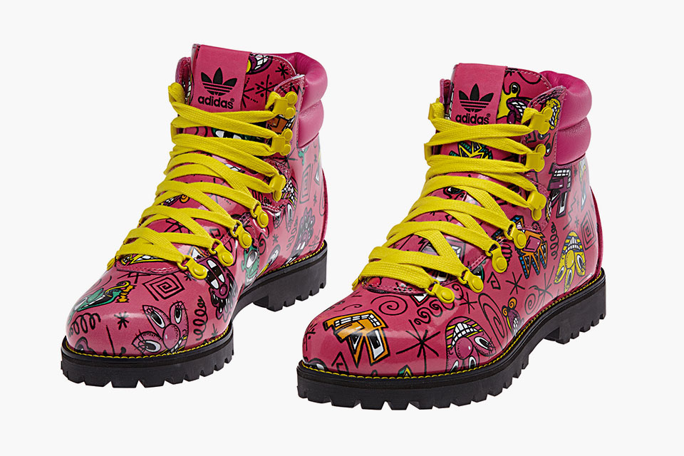 Adidas Jeremy Scott Boots