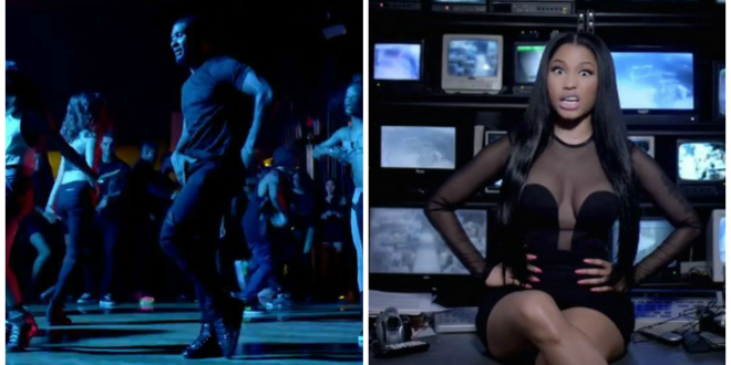 New Music Video: Usher 'She Came To Give It To You' [feat. Nicki Minaj]