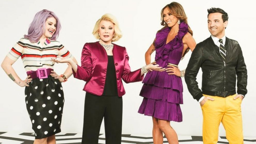 Watch: 'Fashion Police' Cast Tributes Joan Rivers +Melissa ...