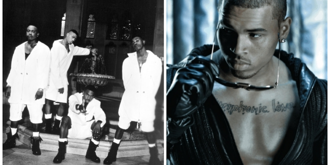 Confirmed: Jodeci To Reunite & Perform at '2014 Soul Train Awards' & Chris Brown To Open Show