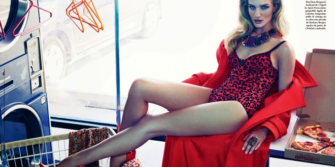 MORE EXCLUSIVE PICS OF MODEL ROSIE HUNTINGTON-WHITELEY FOR VOGUE MEXI