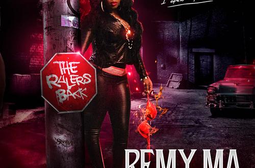 Download: Remy Ma 'I'm Around' Mixtape+'Powerhouse' Interview w/The Breakfast Club