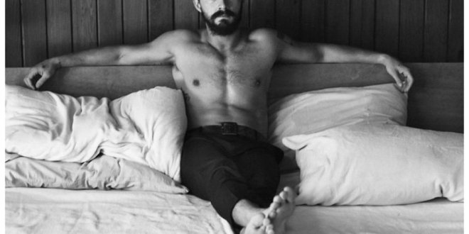 RING THE ALARM: ACTOR SHIA LABEOUF IS SMOKING HOT FOR INTERVIEW MAGAZINE