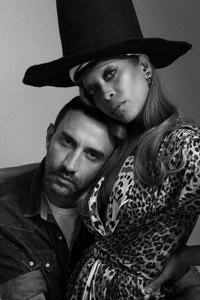 love on the run riccardo tisci and soultress erykah badu