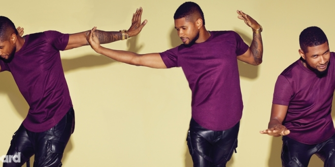 King of R&B: Usher Covers Billboard & Talks Album Delay, The UR Experience, Justin Bieber & More