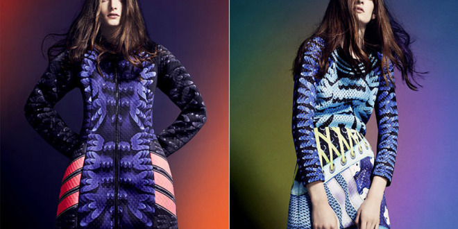 LADIES GET READY: ADIDAS ORIGINALS BY MARY KATRANTZOU CAPSULE COLLECTION HERE