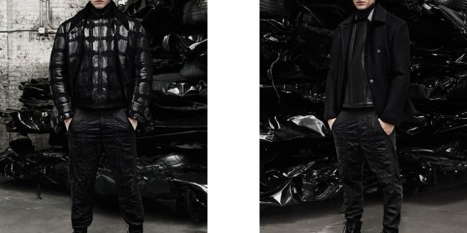 KING OF NEW YORK: DESIGNER ALEXANDER WANG'S AUTUMN/WINTER 2014 COLLECTION