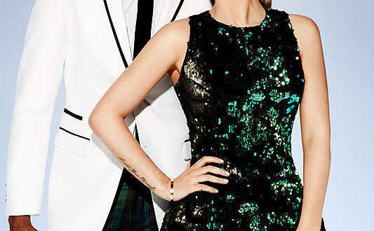 THEY'RE SO FANCY: RAPPER IGGY AZALEA AND BALLER BOO NICK YOUNG FRONT FOREVER 21 HOLIDAY CAMPAIGN