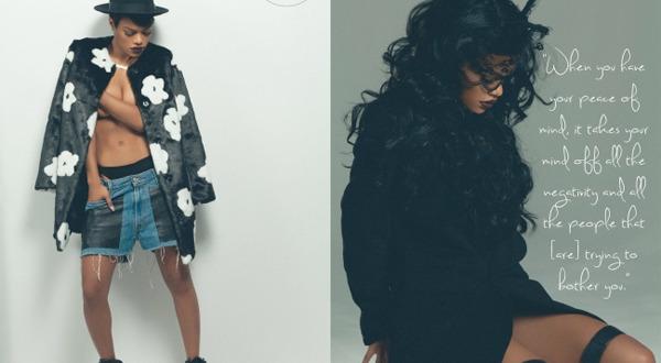 Teyana Taylor Talks Kanye West, Pharrell Williams, Dating NBA Baller Iman Shumpert & More with 'Rolling Out'