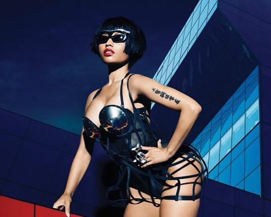 Nicki Minaj Talks 'The Pink Print', Anaconda Backlash ...