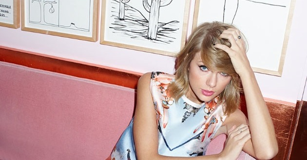 HAUTE SHOTS: TAYLOR SWIFT GETS HER SHINE ON FOR ASOS MAGAZINE