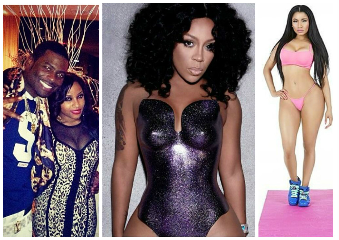 K Michelle And Memphitz Twitter Beef K. Michelle Ope...