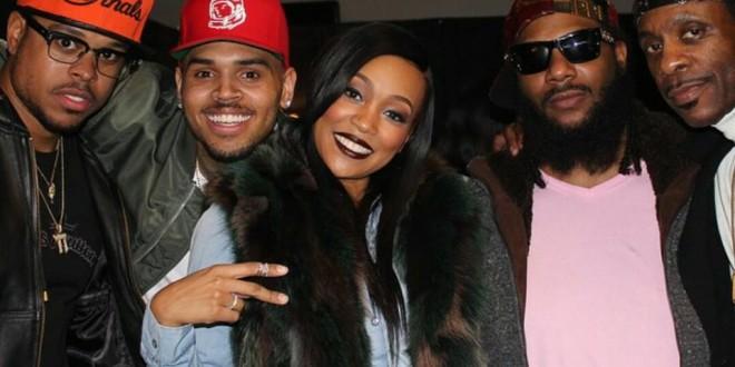 Chris Brown, Trey Songz Bring Out R. Kelly, Keith Sweat & More at Atlanta 'BTS Tour' [Video]