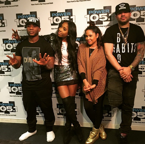 sevyn streeter and chris brown relationship advice