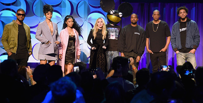 Must See: Jay Z, Beyonce, Madonna, Nicki Minaj, Usher, Rihanna, Kanye West & More Announce 'Tidal' Launch