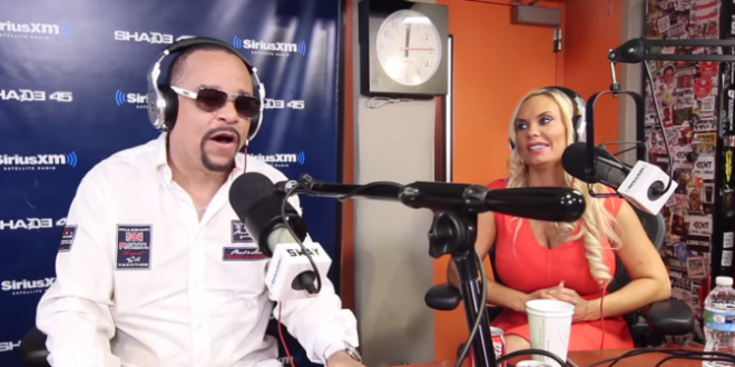 """Watch: Ice T NOT Impressed By Drake """"Back To Back"""" Sides w/ Meek Mill–""""That's Not A Battle Rap. A Battle Rap Is Like When Nas Ether'd Jay"""""""