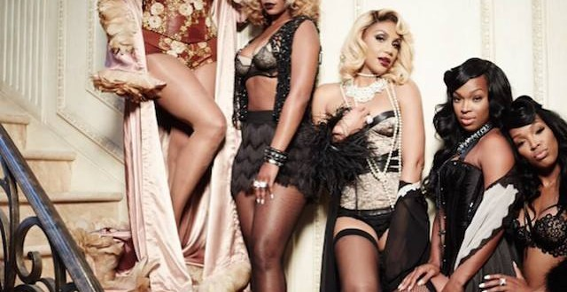 """Watch: Tamar Braxton Teases Harlem Nights Inspired """"If I Don't Have You"""" Video with Nene Leakes"""
