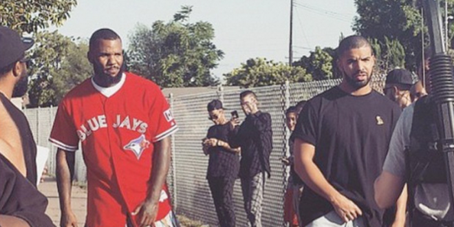 """New Video: The Game """"100"""" (feat. Drake)"""