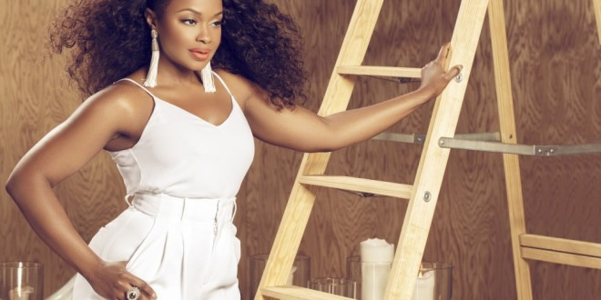 "Southern Belle: Phaedra Parks STUNS In New ""Rolling Out"" Magazine, Talks Black Lives Matter, RHOA, Her Upbringing & Her Triumphant Story [Photos]"
