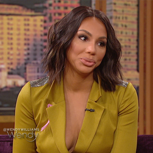 Watch: Tamar Braxton Dishes On New Album, Dancing with the Stars ...