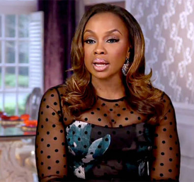 Phaedra Parks Responds To Apollo Nida's New Girlfriend Ambushing Kandi's OLG Opening & Meeting with The Girls