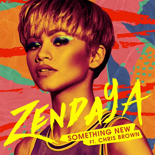 """New Music: Zendaya & Chris Brown Hop On TLC's """"Creep"""" For New Track """"Something New"""" [Full Song]"""