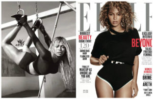 Hot Shots: Beyonce Covers Elle Magazine+Launches New Website/Promo for 'Ivy Park' Active Wear Line [Video]