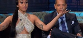 "Uh Oh: Peter Gunz Calls Cardi B a ""Hoe"", Cardi Gets Him All The Way Together in 'LHHNY' Reunion Part 2 Sneak Peek [Video]"