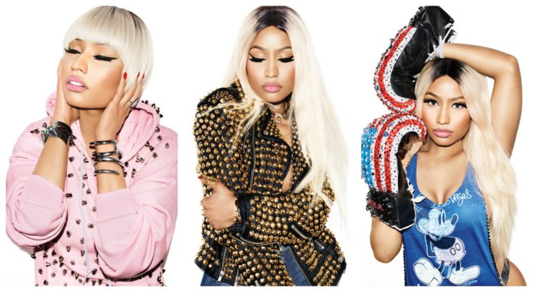 Hot Shots: Nicki Minaj Stuns For Nylon Magazine, Talks Rumored Engagement w/ Meek Mill, New Album, Barbershop 3 & More [Photos]