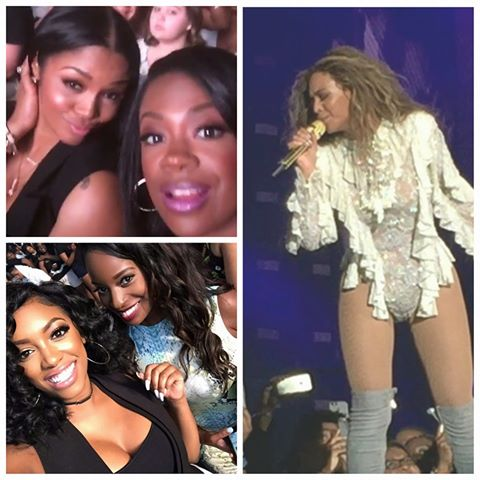"""The Whole Atlanta Stepped Out To The """"Formation World Tour"""" Check Out The Snaps & Video"""