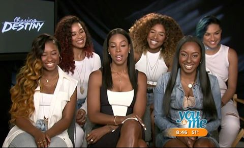 Watch: Kelly Rowland & 'Chasing Destiny' Winners Discuss What's Next For the Group