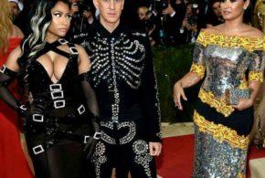 Shots Fired: Demi Lovato Calls Nicki Minaj Out on Instagram & Snapchat Over Met Gala Shade [Photos]