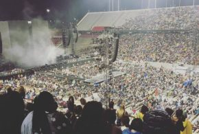 Beyonce's 'Formation' Concert in North Carolina Last Night Evacuated Due to Major Storm, But Bey Comes Back Out To Perform