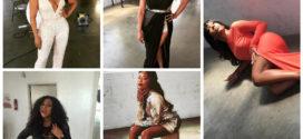 Hot Shots: 'Hollywood Divas' Cast Shares BTS Snaps of Sex New Shoot for 'Kontrol' Magazine