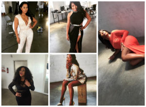 Hot Shots: 'Hollywood Divas' Cast Shares BTS Snaps of Sex New Shoot for 'Kontrol' Magazine